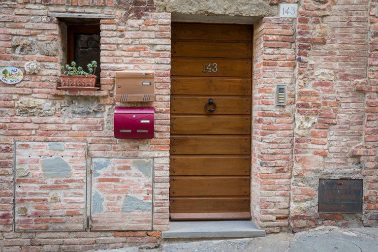 Apartament Lucignano Dolce dimora Entrance
