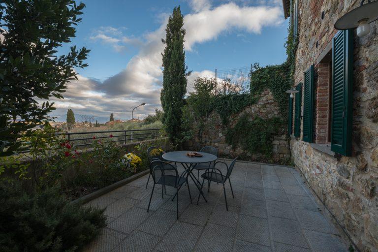 Apartament Lucignano Dolce dimora balcony (2)