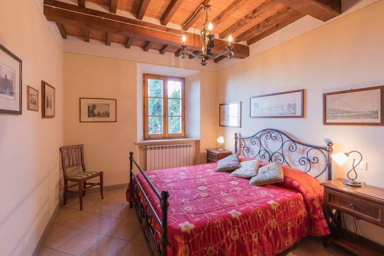 Apartament Lucignano Dolce dimora bedroom (2)
