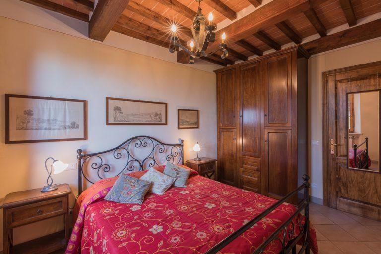 Apartament Lucignano Dolce dimora bedroom