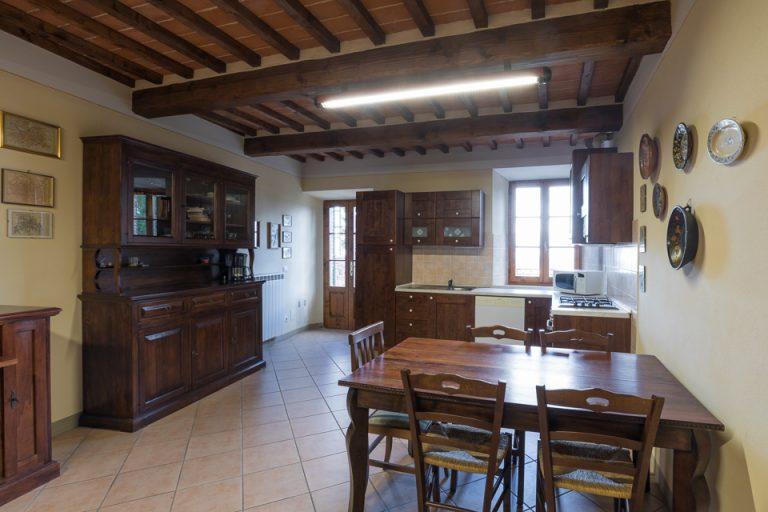 Apartament Lucignano Dolce dimora linving (3)