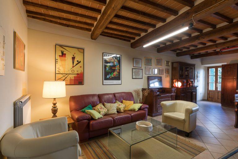 Apartament Lucignano Dolce dimora linving